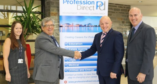 Specialist Recruitment Agency Launches in Caerphilly