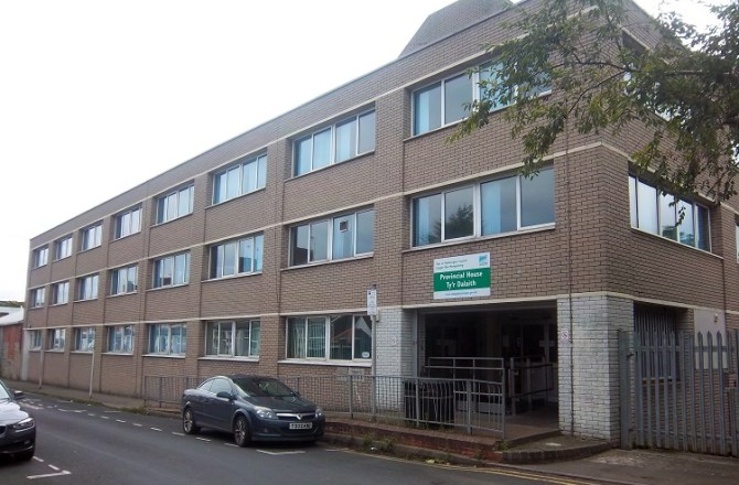 Plans Announced for Barry Office to Become Social Housing Accommodation: Knight Frank
