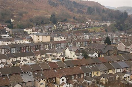 £1.5m RCT Scheme Helps Buyers onto the Property Ladder and Renovate Empty Properties