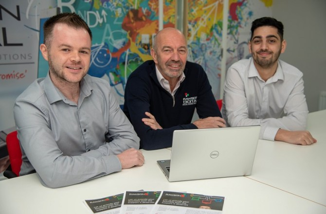 Expansion for Growing Wrexham Firm
