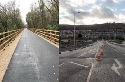 RCT Secures £1.39M Funding for Local Highway Schemes