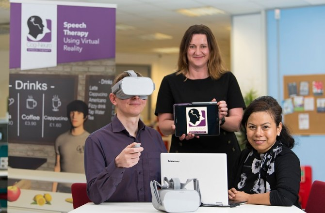 Caerphilly Based Therapy Application Set to Revolutionise Life for Those with Communication Difficulties
