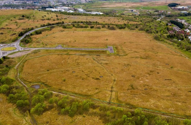 One of Largest Industrial Development Sites in South Wales Comes to Market