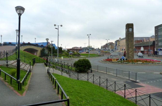 £1 Million Investment Announced to Protect East Rhyl Homes