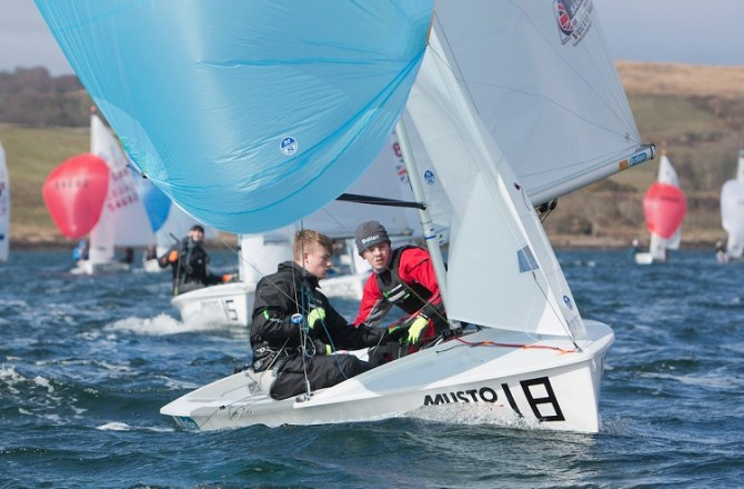 Welsh Youngster to Take on World's Best Young Sailors