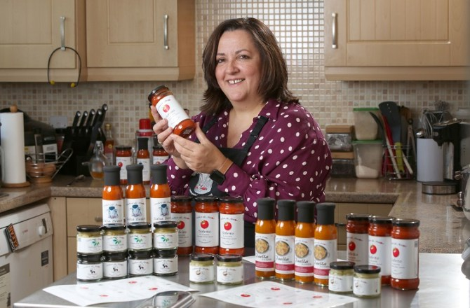 Sauce Maker Hails Benefits of Superfast Business Wales' Support