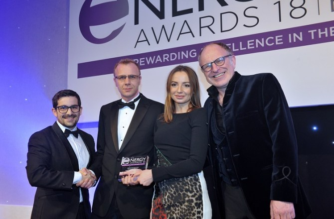 Landmark Energy Transformation at Cardiff Airport Wins Award