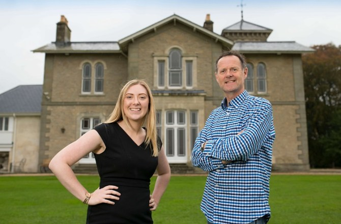 Wedding Venue Supported by Business Wales Becomes National Award Winner