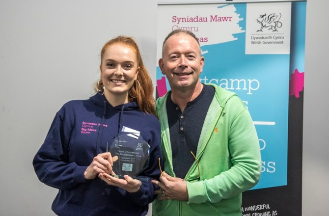 Young Welsh Entrepreneurs Bring Businesses to Life at Bootcamp