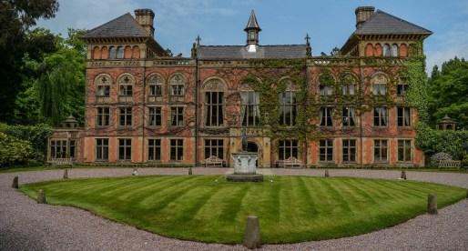 Historic Hall in Flintshire is Top Wedding Venue in Wales