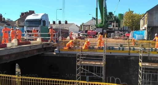 Splott Bridge to be Closed for Rail Upgrade Work