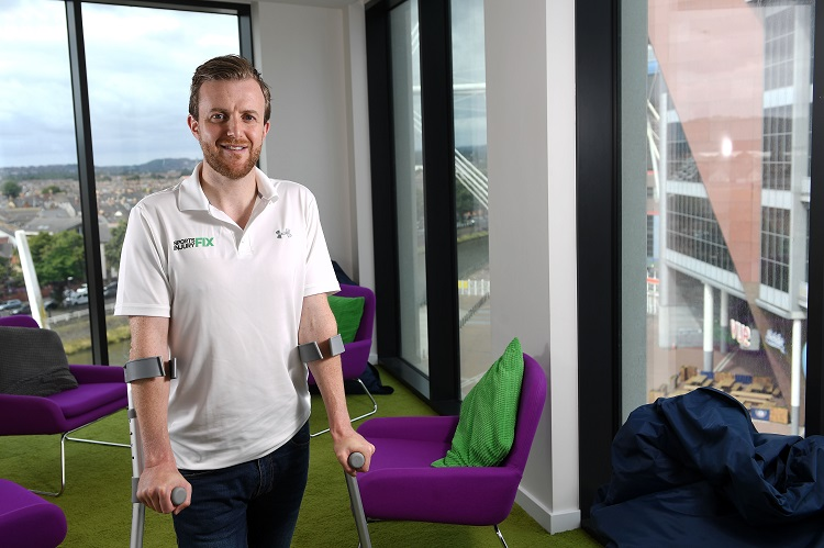 Sports Injury Fix - Superfast Business Wales