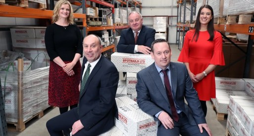 Management Buy-Out Gives Spotnails New Owners