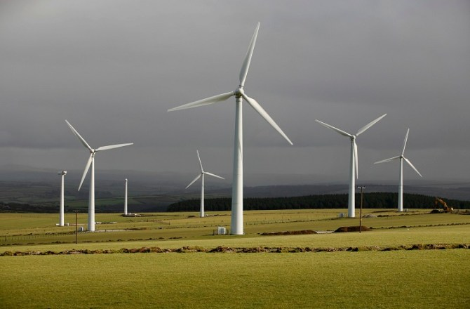 Calls for Investment in Carmarthenshire Wind Turbine