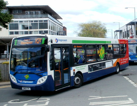 £4M Investment Upgrade for Valleys Bus Service