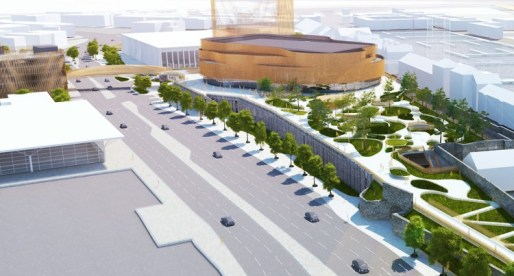 Work on Swansea's New Arena Will Begin in Mid-2019