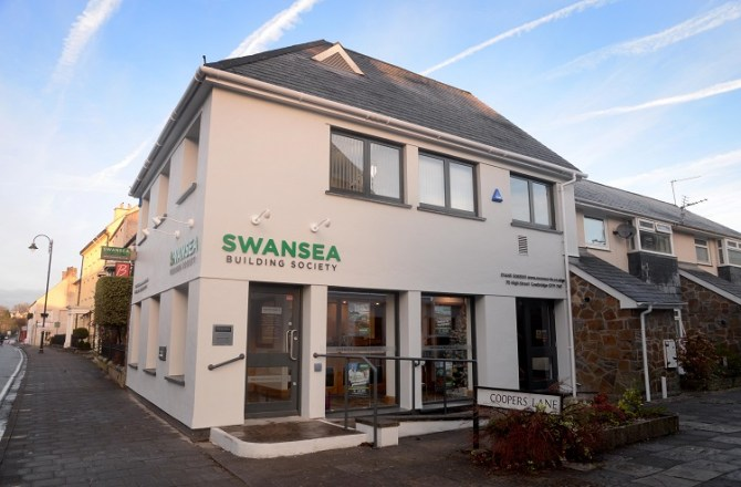 Swansea Building Society Opens in Cowbridge