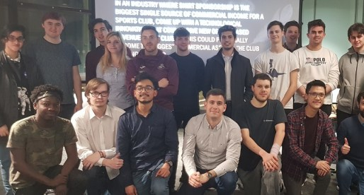 Students Collaborate with Swansea City for Inaugural Hackathon Weekend
