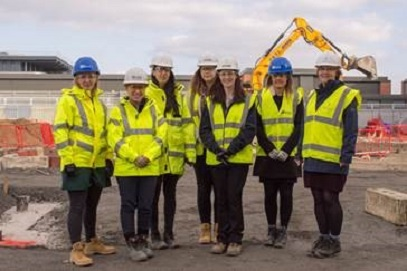 International Women's Day: Women Lead the Way on Major Construction Project
