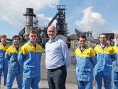 Steel Giant Calls for Apprenticeship Awards Cymru Entries