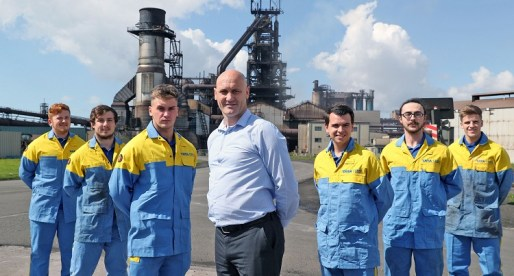 Steel Giant Calls for Apprenticeship Awards Cymru Entries