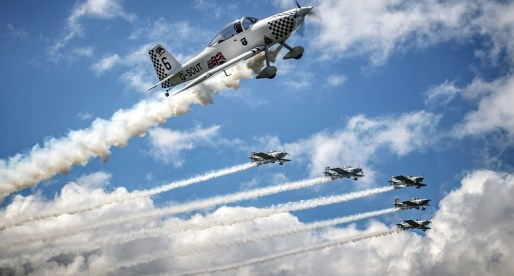 More Displays Announced for Rhyl Air Show 2018