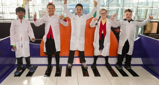 Techniquest Receives £45k to Inspire Young Scientists of Tomorrow