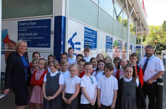 Torfaen Businesses and Schools Prepare for Enterprise Week