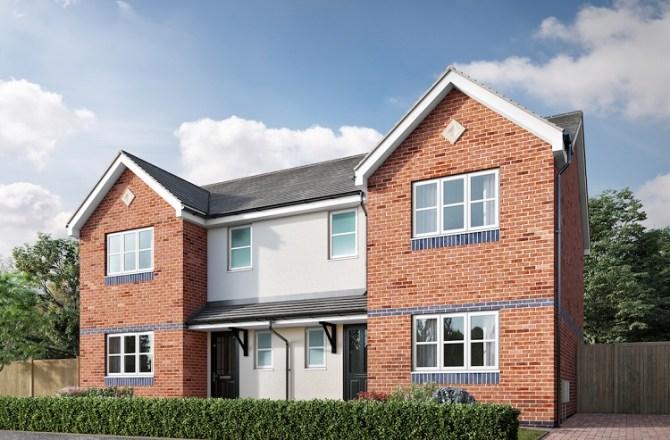 New Homes at Llandudno Junction Development in High Demand