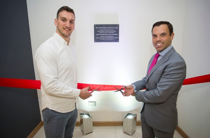 Cardiff Airport's Terminal Improvements Unveiled
