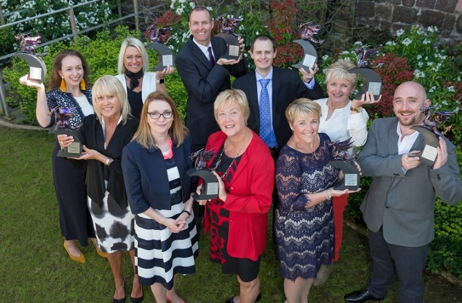 Winners Announced of Professional Teaching Awards Cymru