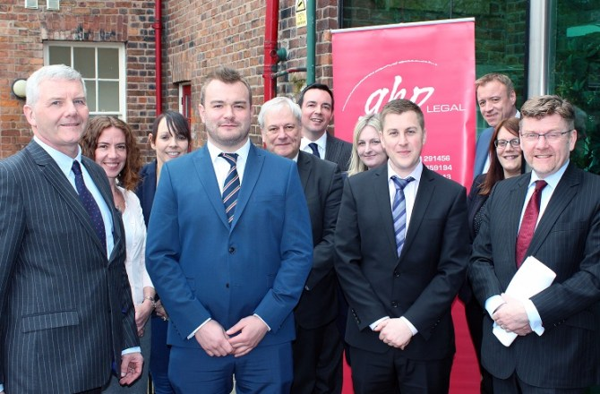 New Partners Appointed at Top Tier North Wales & Shropshire Law Firm