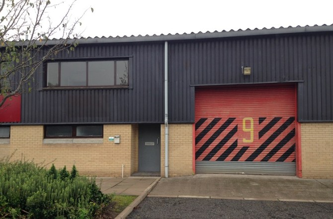 Two New Deals at Newport Industrial Estate