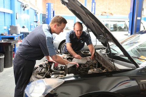Joint Vehicle Maintenance Facility is a First of it's Kind in Wales