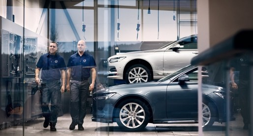 Volvo Car UK Encourages 60 School Leavers to Join its Retailer Apprenticeship Programme