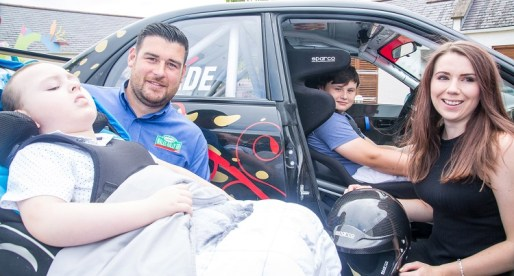 Dayinsure Wales Rally GB Raises Funds for Great Causes
