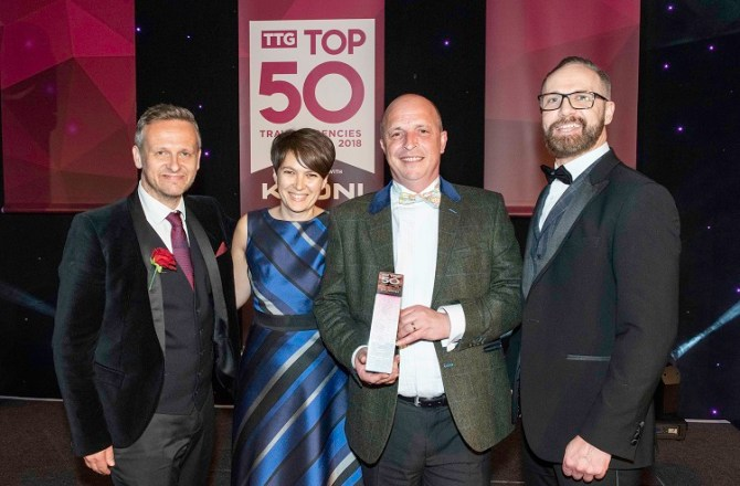 Penarth Travel Agency Scoops Top Travel Industry Award