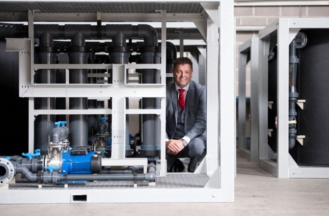 Welsh Water Tech Firm Announces Collaboration with Swansea University