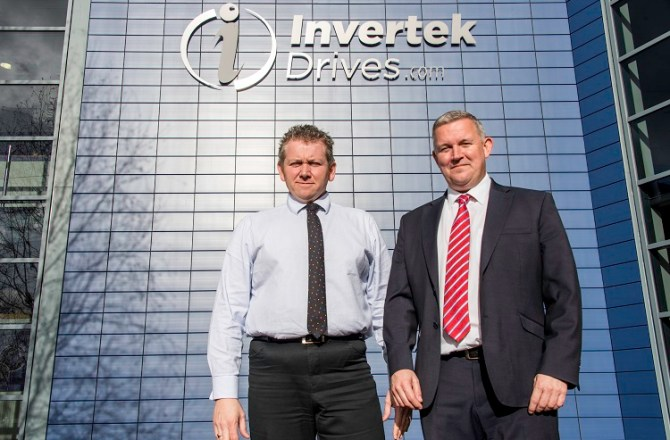 Welshpool-based Invertek Strengthens Team as Part of North American Expansion
