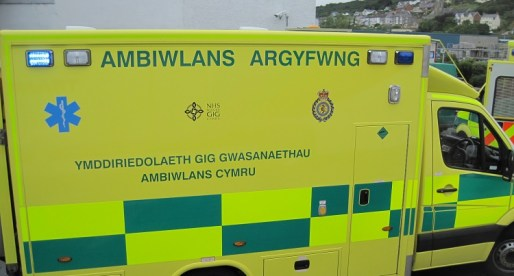 Welsh Ambulance Service Moves Research Offices to Swansea University Medical School