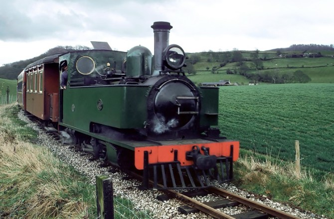 Llanfair Line Visitors to Benefit from £89,000 Government Grant