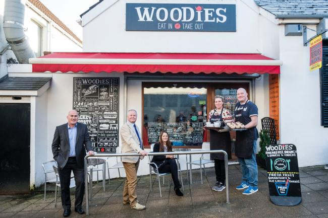 New Eatery Flourishes in Blackwood