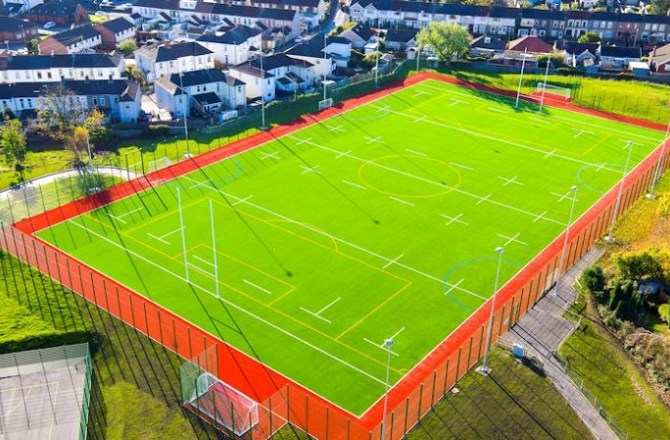 Caerphilly's New £20 Million 3G Facility Reaches Completion
