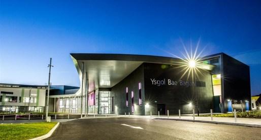 Ysgol Bae Baglan Wins Top UK Construction Industry Awards