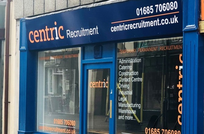 Centric Recruitment Opens Aberdare Branch