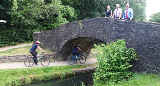 £4 Million Project to Transform Welsh Canal into Adventure Hub