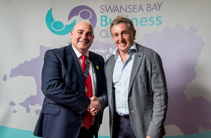 Swansea Bay Business Club Continue Their 2018 Season of Events