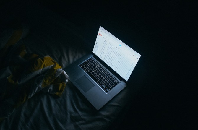 When does Monitoring Emails Breach Privacy?