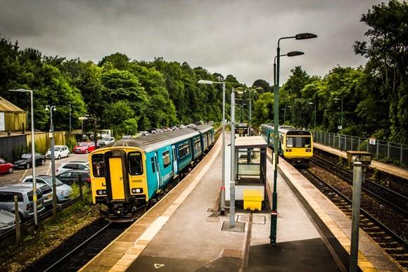 Celebrating Female Train Drivers in Wales