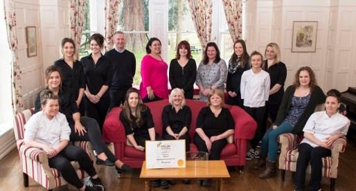 Broneirion Judged the Best Wedding Venue in Wales